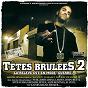 Compilation Têtes brulées, vol. 2 (by franky montana) avec Al Peco / DJ Roc J / Nubi / James Izmad / Larsen...
