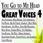 Compilation You Go to My Head avec Trummy Young / Billie Holiday / Sonny Boy Williamson / Louis Armstrong / Tiny Mayberry...