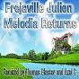 Album Melodia returns de Julien Frejaville