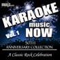 Album Karaoke music now: 50th anniversary collection - a classic rock celebration, vol. 1 de The Tribute Beat