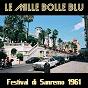 Album Le mille bolle blu (festival DI sanremo 1961) de Mina