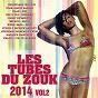 Compilation Les tubes du zouk 2014, vol. 2 avec Natty / Christiane Vallejo / Jmax / Jean-Marie Ragald / Jimmy Dévarieux...