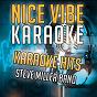 Album Karaoke hits - steve miller band (karaoke version) de Nice Vibe