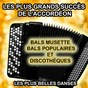 Compilation Les plus grands succès de l'accordéon (Bals musette, bals populaires et discothèques) (Les plus belles danses) avec Chantal Soulu / Zinzin / Christophe Demerson / Alexandre Monnier / Claude Geney...
