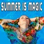 Compilation Summer is magic avec Ashley Reid / Erik Levin / Logan Basset / Damien Roy / Adriana Torrez...