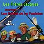 Album Les fables de la fontaine de Les Frères Jacques