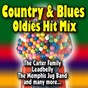 Album Country & blues oldies hit MIX de Memphis Jug Band / The Carter Family / Leadbelly