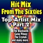 Album Hit MIX from the sixties (top artist MIX, PT. 2) de Gene Pitney / The Blackwells / The Crystals