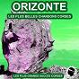 Album Les plus belles chansons corses (Les plus grandes chansons corses) de Orizonte
