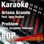 Album Problem (karaoke & acapella version) (originally performed by ariana grande & iggy azalea) de Real Instrumentals