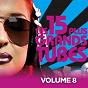 Compilation Les 15 plus grands tubes, vol. 8 (le meilleur de vos tubes des années 70 - 80 - 90) avec Shelby Diaz / Dr Alban / Cunnie Williams / Gala / Mousse T...