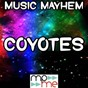 Album Coyotes - a tribute to modest mouse de Music Mayhem