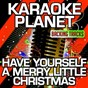 Album Have yourself a merry little christmas (karaoke version) (originally performed by sam smith) de A-Type Player