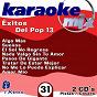 Album Exitos del pop 13 (karaoke/cover version) (karaoke/cover version) de Karaoke Box