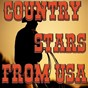 Compilation Country stars from USA avec Bill Monroe & His Blue Grass Boys / Jimmie Davis / Johnny Cash / Tennessee Ernie Ford / Hank Snow...