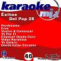 Album Exitos del pop 28 (karaoke/cover version) (karaoke/cover version) de Karaoke Box