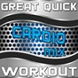 "Album Great quick workout (cardio MIX) de Great ""O"" Music Workout"