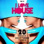 Compilation I love house, vol. 01 (20 house & deep-house tunes) avec Pascal Santantonio / Alexandre Yives / Jeffrey Marshal / Fashion Deep Ensemble / Deep Velvet...