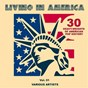 Compilation Living in america, vol. 1 (30 heavy-weights of american pop history) avec Ike Turner, Tina Turner / Chuck Berry / Dale Hawkins / The Shirelles / John Lee Hooker...