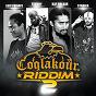 Compilation Coqlakour riddim, vol. 2 avec DJ Cream / Beyes / DJ Moody Mike / Kaf Malbar / Loïc Païnaye...