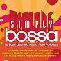 Album Simply bossa (16 easy listening bossa nova favorites) de Shirley Vy