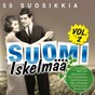 Compilation 50 suosikkia - suomi-iskelmää 2 avec Olavi Virta / Tapio Rautavaara / Theel Henry / Brita Koivunen / Eero Wäre...