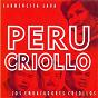 Album Perú criollo de Los Embajadores Criollos / Carmencita Lara