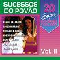 Compilation 20 super sucessos povão, vol. 2 avec Banda Labaredas / Bartô Galeno / Maurício Reis / José Ribeiro / Evaldo Freire...