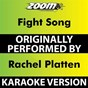 Album Fight song (karaoke version) (originally performed by rachel platten) de Zoom Karaoke