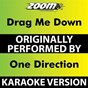 Album Drag me down (karaoke version) (originally performed by one direction) de Zoom Karaoke