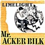 Album Limelight (chaplin) de Mr Acker Bilk