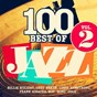 Compilation 100 best of jazz, vol. 2 avec Kenny Clarke / Frank Sinatra / Ray Charles / Louis Armstrong / Nat King Cole...