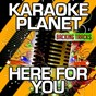 Album Here for you (karaoke version) (originally performed by kygo & ella henderson) de A-Type Player