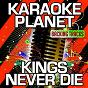 Album Kings never die (karaoke version) (originally performed by eminem & gwen stefani) de A-Type Player