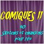 Compilation Comiques !! (40 sketchs et chansons pour rire) avec Pierre Perret / Bourvil / Lafleur / Pierre Dac / Françis Blanche...