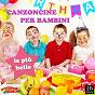Album Canzoncine per bambini (tributo allo zecchino d'oro) de Rainbow Cartoon