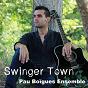 Album Swinger town de Pau Boïgues Ensemble