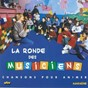 Album La ronde des musiciens de Mandarine