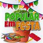 Compilation Popular em festa avec Paulo / Zé Amaro / Conjunto Leões da Batalha / Gonçalo Barata / Alfa Music...