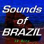 Compilation Sounds of brazil (38 hits) avec Roberto Silva / Sylvia Teiles / Agostinho do Santos / Elizeth Cardoso / Laura Villa...