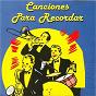 Compilation Canciones para Recordar avec The Carpenters / Christie / B.J. Thomas / Tina Charles / Aretha Franklin...
