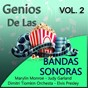 Compilation Genios de las bandas sonoras vol. 2 avec Jim Bryant / Donald Novis / Rita Hayworth / Paul J. Smith & Leigh Harline / George Bassman...