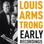 Album Louis armstrong, early recordings de The Mills Brothers / Louis Armstrong