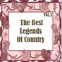 Compilation The best legends of country, vol. 3 avec Freddy Fender / Willie Nelson / Charley Pride / Dolly Parton / Frankie Laine...