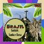 Compilation Brasil - saudade, samba e bossa, vol. 1 avec António Carlos Jobim / João Gilberto / Astrud Gilberto / Vinicius de Moraes, Toquinho, Maria Creuza / Caetano Véloso...