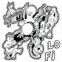 Compilation Lofi avec Now / Justin Paton / Brian Bordello / Richard Lomax / The Bordellos...