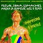 Compilation Champion d'afrique avec Flëur / Iska / Limachel / Malika la Slameuse / Will B Black