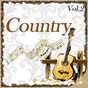 Compilation Country, vol. 2 avec Ray Price / Willie Nelson / Hank Willliams / The Country Boys / Dave Dudley...