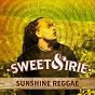 Album Sunshine reggae de Sweet & Irie