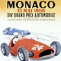 Compilation Monaco Grand Prix (Montecarlo 1956) avec George Cates / Buchanan, Divers / Cathy Carr / Bill Haley, the Comets / Pat Boone...